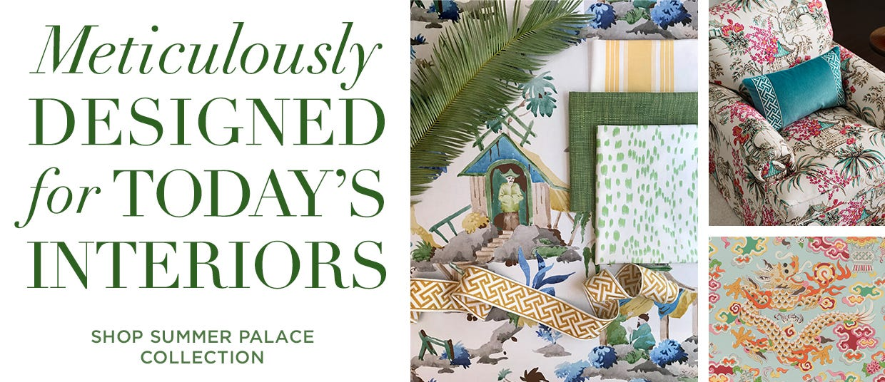 Shop Summer Palace Collection