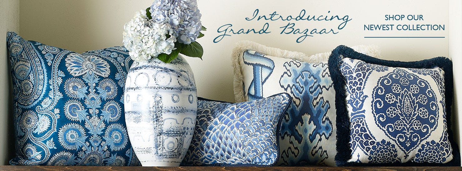 Introducing Grand Bazaar - Shop Our Newest Collection