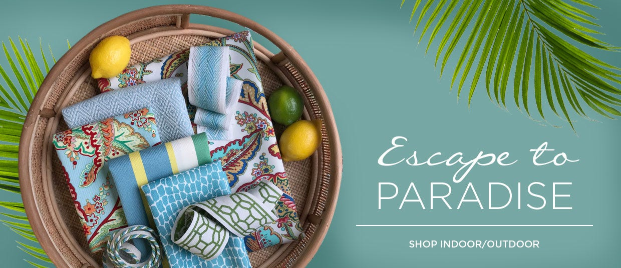 Escape to Paradise - Shop Indoor/Outdoor