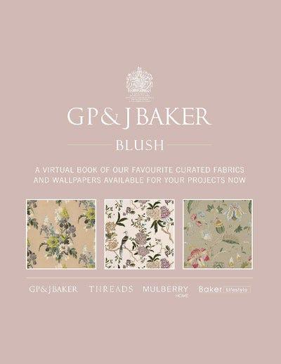 Blush - GP&J Baker Color Books