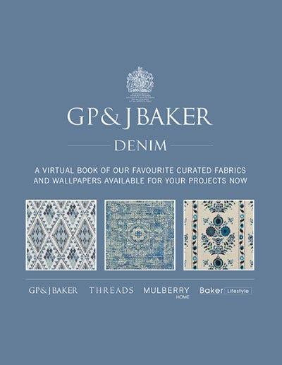 Denim - GP&J Baker Color Books