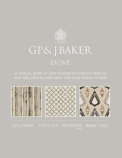 Dove - GP&J Baker Color Books