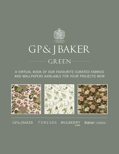 Green - GP&J Baker Color Books