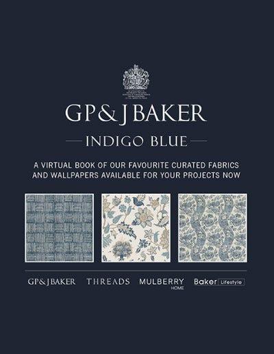 Indigo Blue - GP&J Baker Color Books