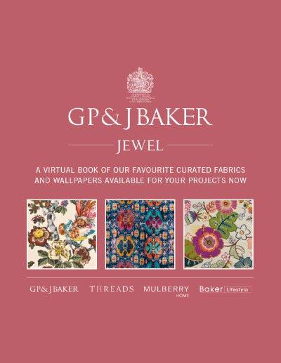 Jewel - GP&J Baker Color Books