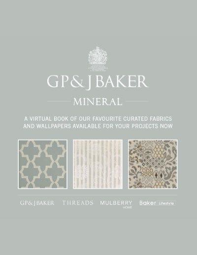 Mineral - GP&J Baker Color Books
