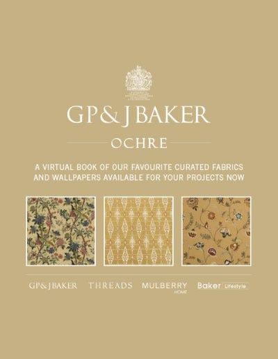 Ochre - GP&J Baker Color Books