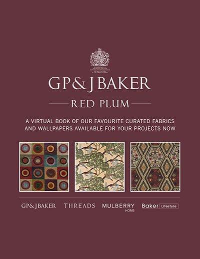 Red Plum - GP&J Baker Color Books