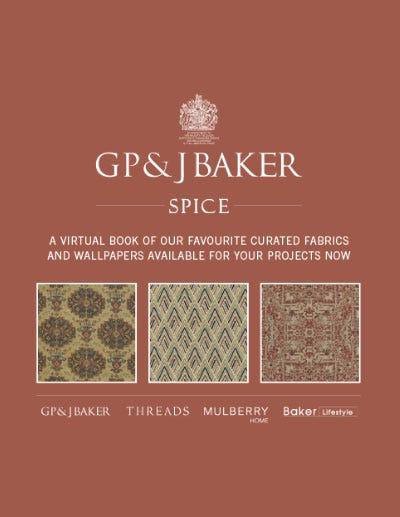 Spice - GP&J Baker Color Books