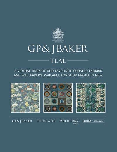 Teal - GP&J Baker Color Books