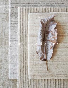 Barbara Barry Tonal Textures Brochure