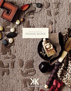 Barbara Barry Indochine Carpet Brochure