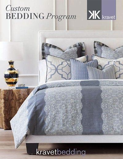 Kravet Custom Bedding