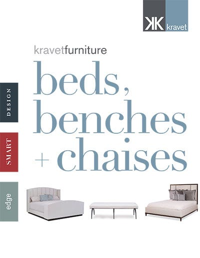 Beds, Benches + Chaises