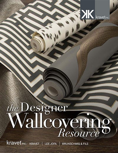 The Designer Wallcovering Resource