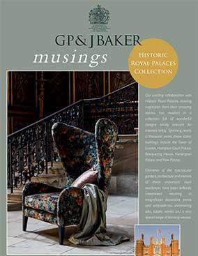 GP&J Baker Historic Royal Palaces Newsletter