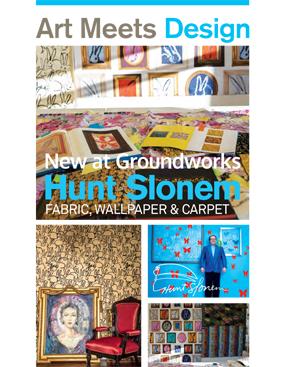 Groundworks Hunt Slonem Collection