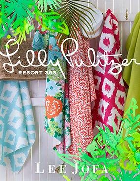 Lilly Pulitzer Resort 365 - Lee Jofa