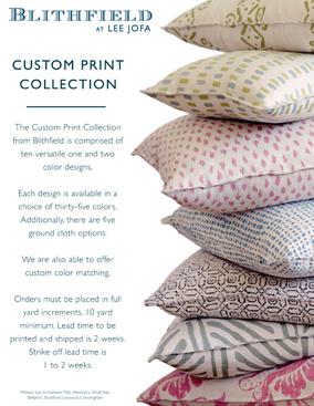 Custom Print Collection