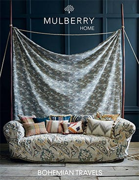 Bohemian Travels - Mulberry Home