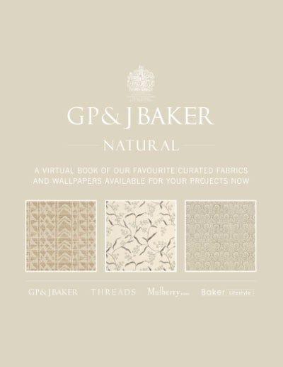 Natural - GP&J Baker Color Books