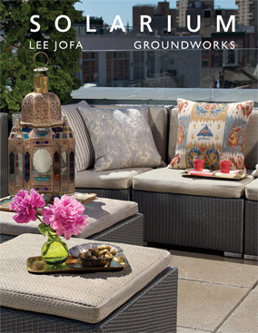 Lee Jofa & Groundworks Solarium