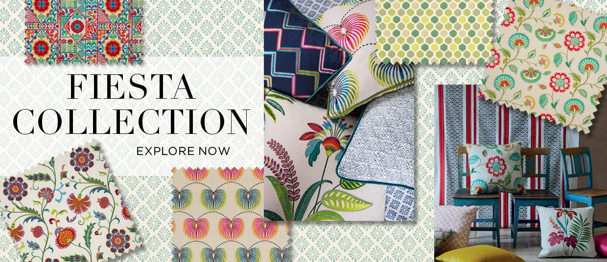 Explore Now - Fiesta Collection
