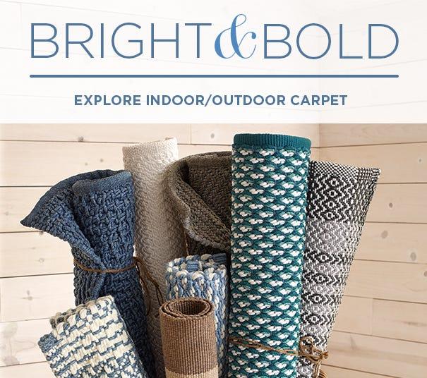 Bright & Bold - Explore Indoor/Outdoor Carpet