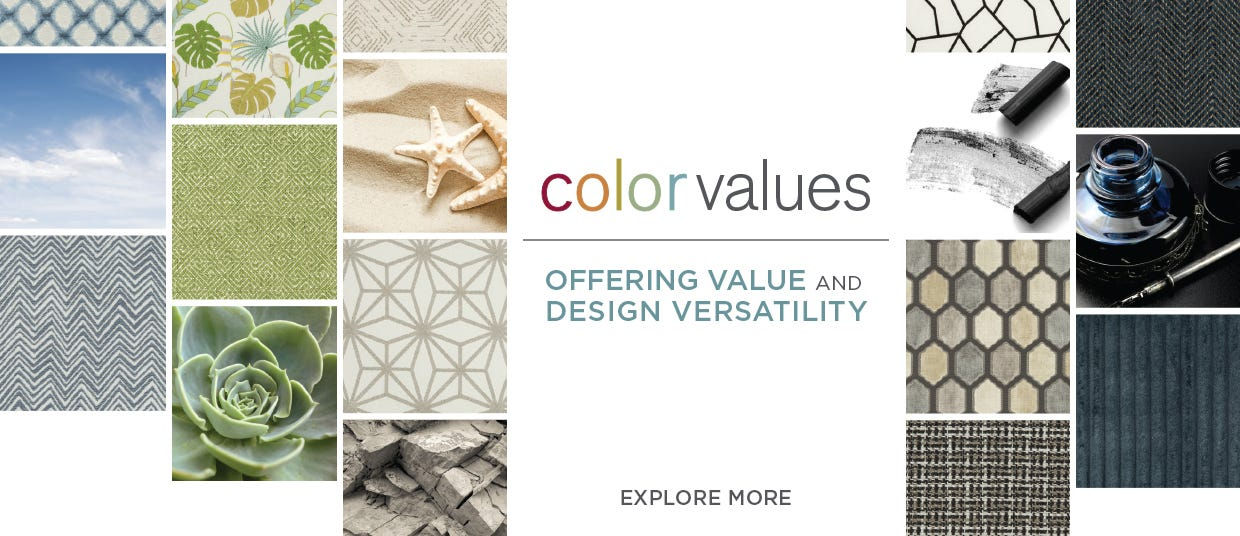 Color Values - Offering Value and Design Versatility - Shop Now
