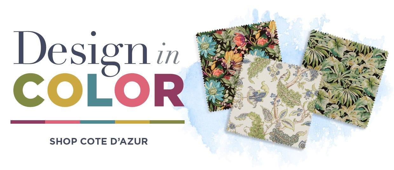 Design In Color - Shop Cote D'Azur
