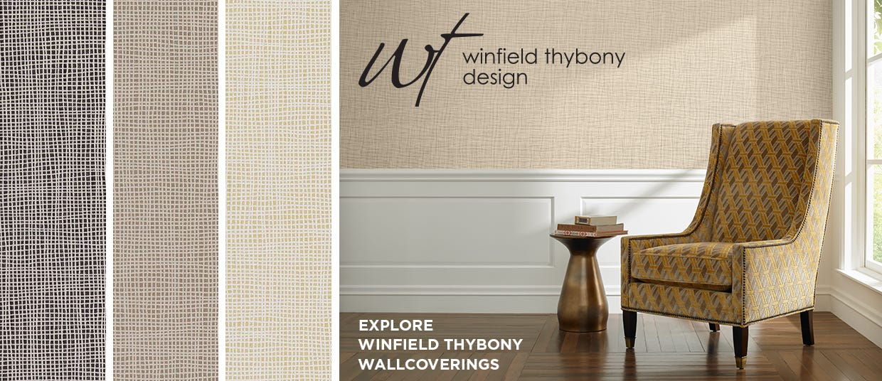Explore Winfield Thybony Wallcoverings