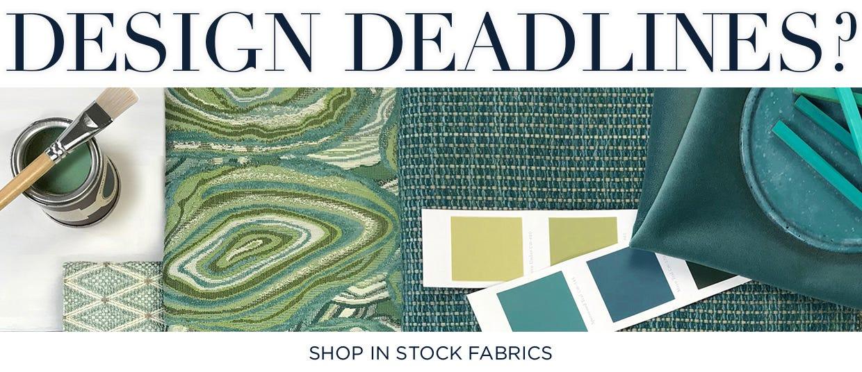 Shop In Stock Fabrics