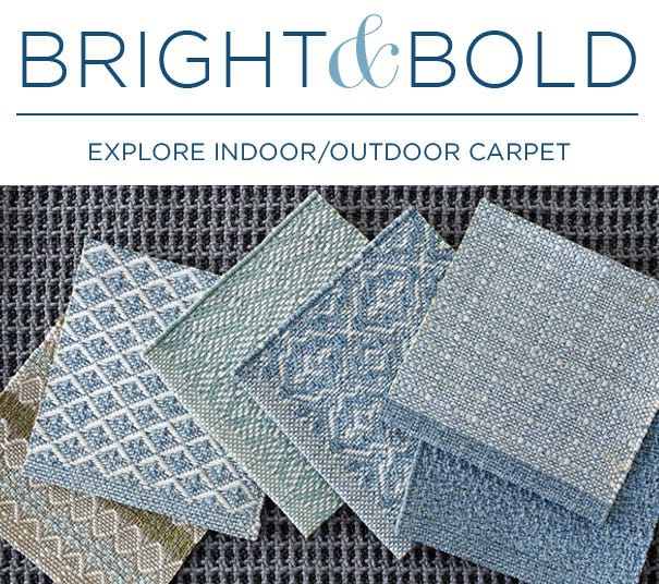 Bright & Bold - Explore Indoor/Outdoor Carpet