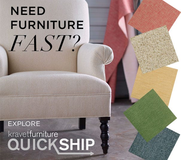 Explore Kravet Furniture Quickship