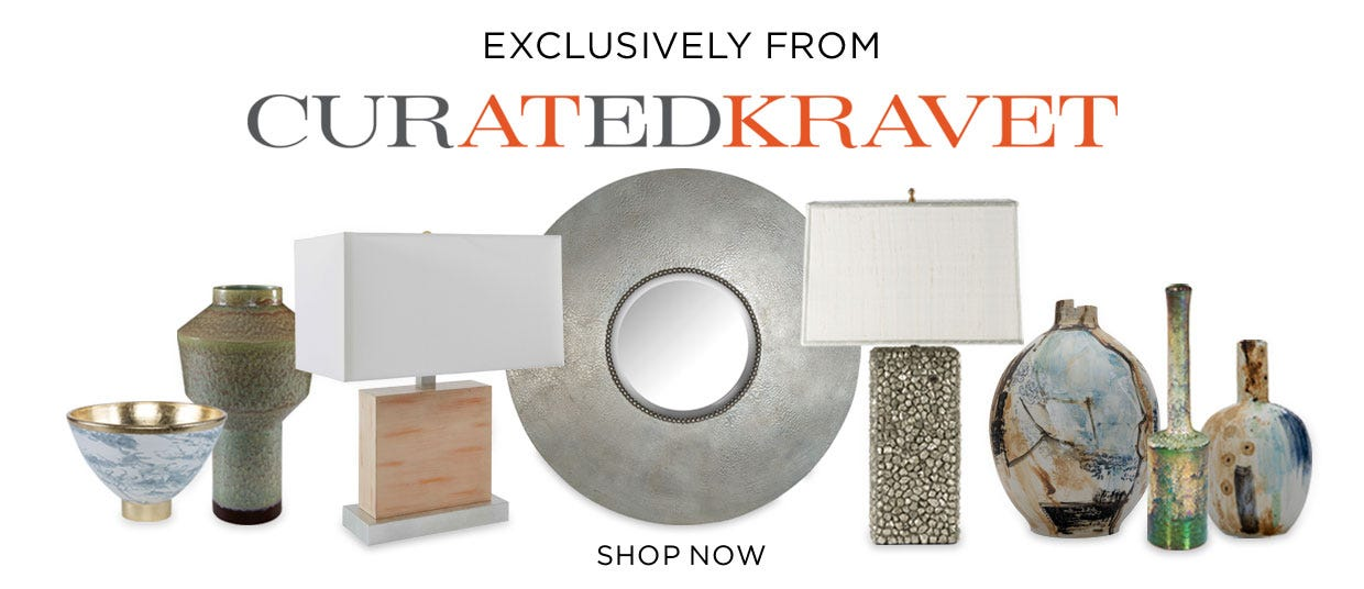 Curated Exclusive - Shop Now