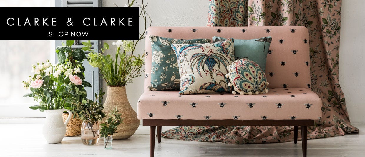Clarke and Clarke - Shop Now