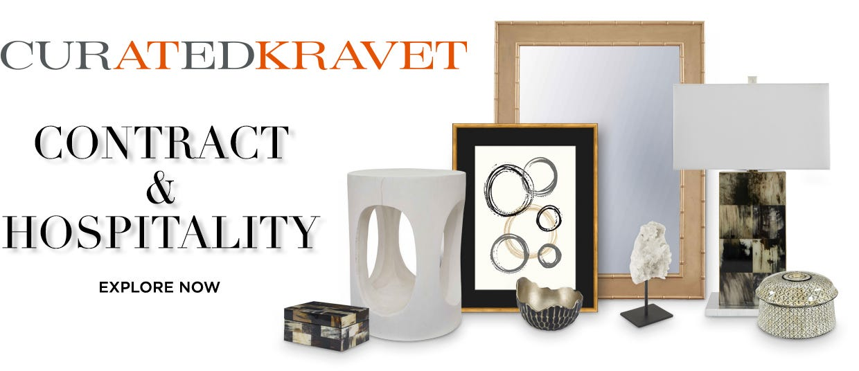 CuratedKravet Contract & Hospitality - Explore Now