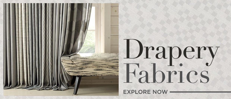 View Drapery Fabrics