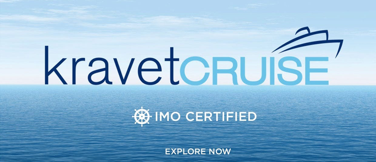 KravetCruise IMO Certified - Explore Now
