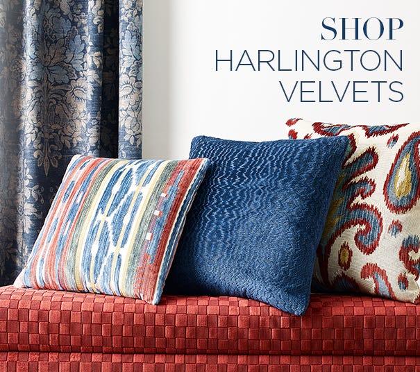 Shop Harlington Velvets