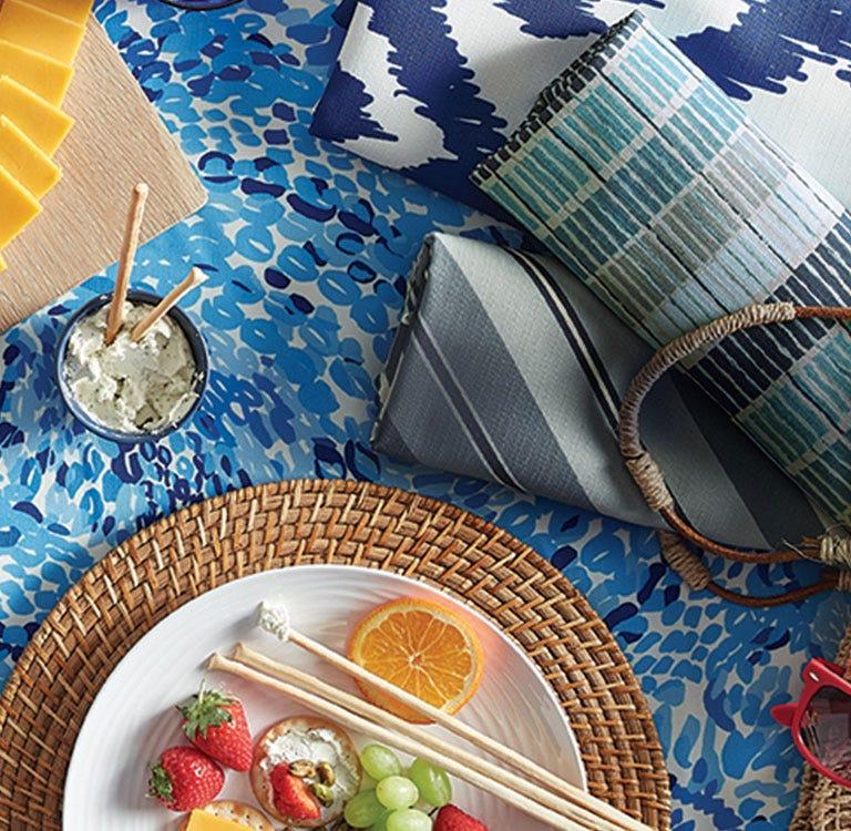 Indoor Outdoor Fabric