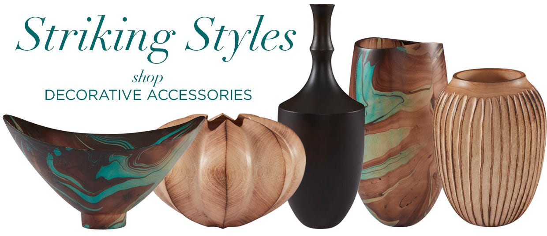 Striking Styles - Shop Decorative Accessories